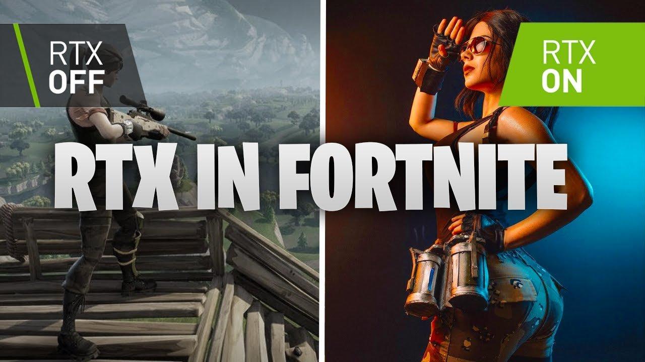 A Epic Games acabar de lançar um vídeo que mostra o visual do Fortnite aproveitando a tecnologia RTX da NVIDIA e o resultado é espetacular.