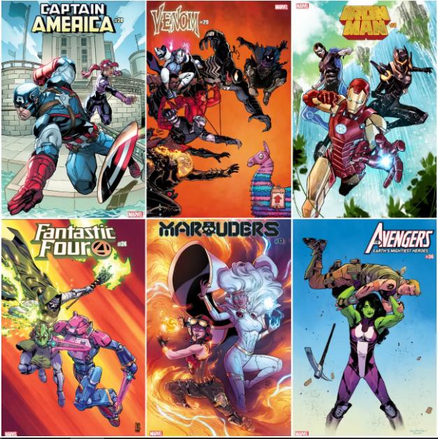 Fortnite faz parte do Universo Marvel?, entenda 1