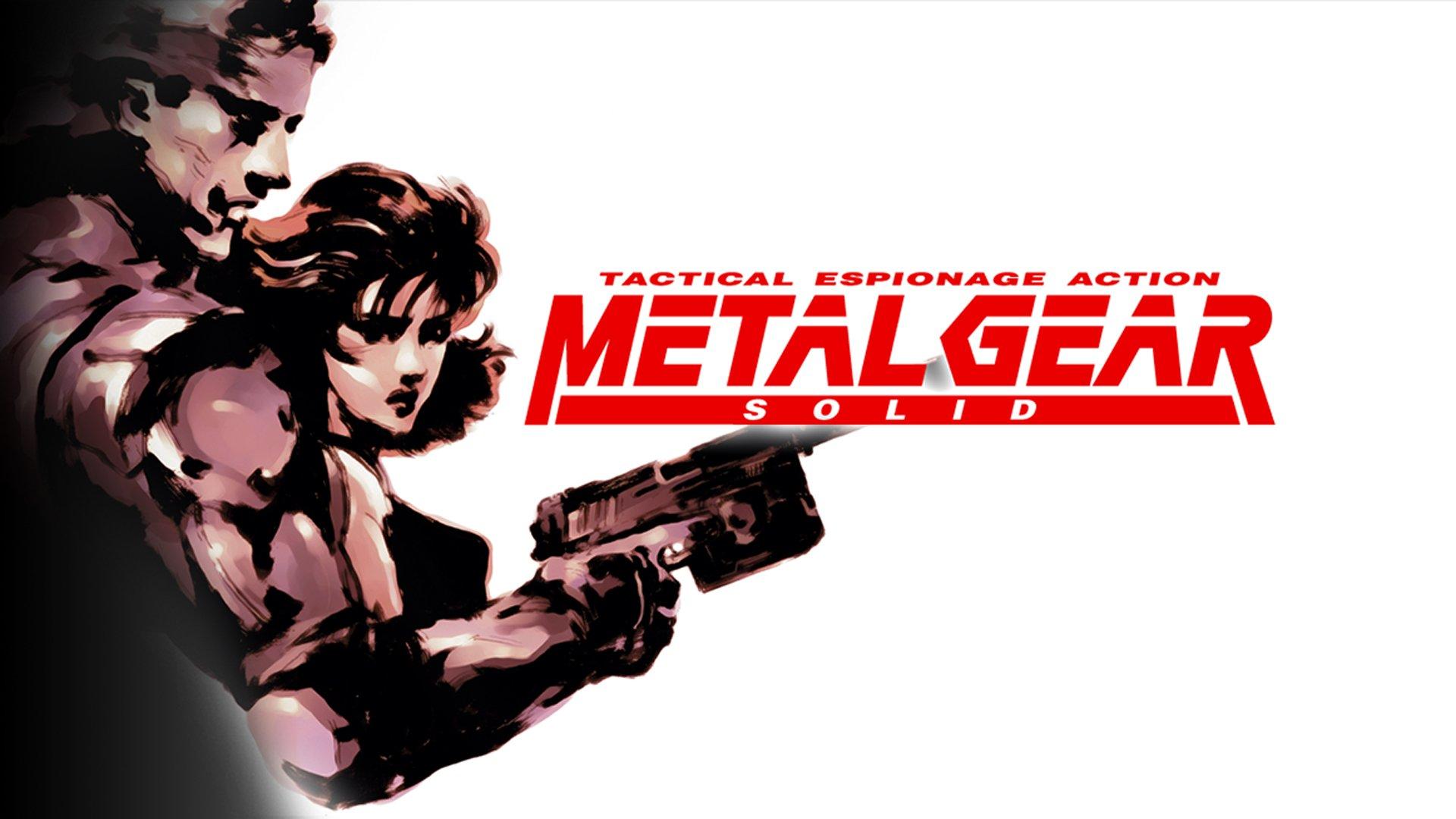 Konami Metal Gear