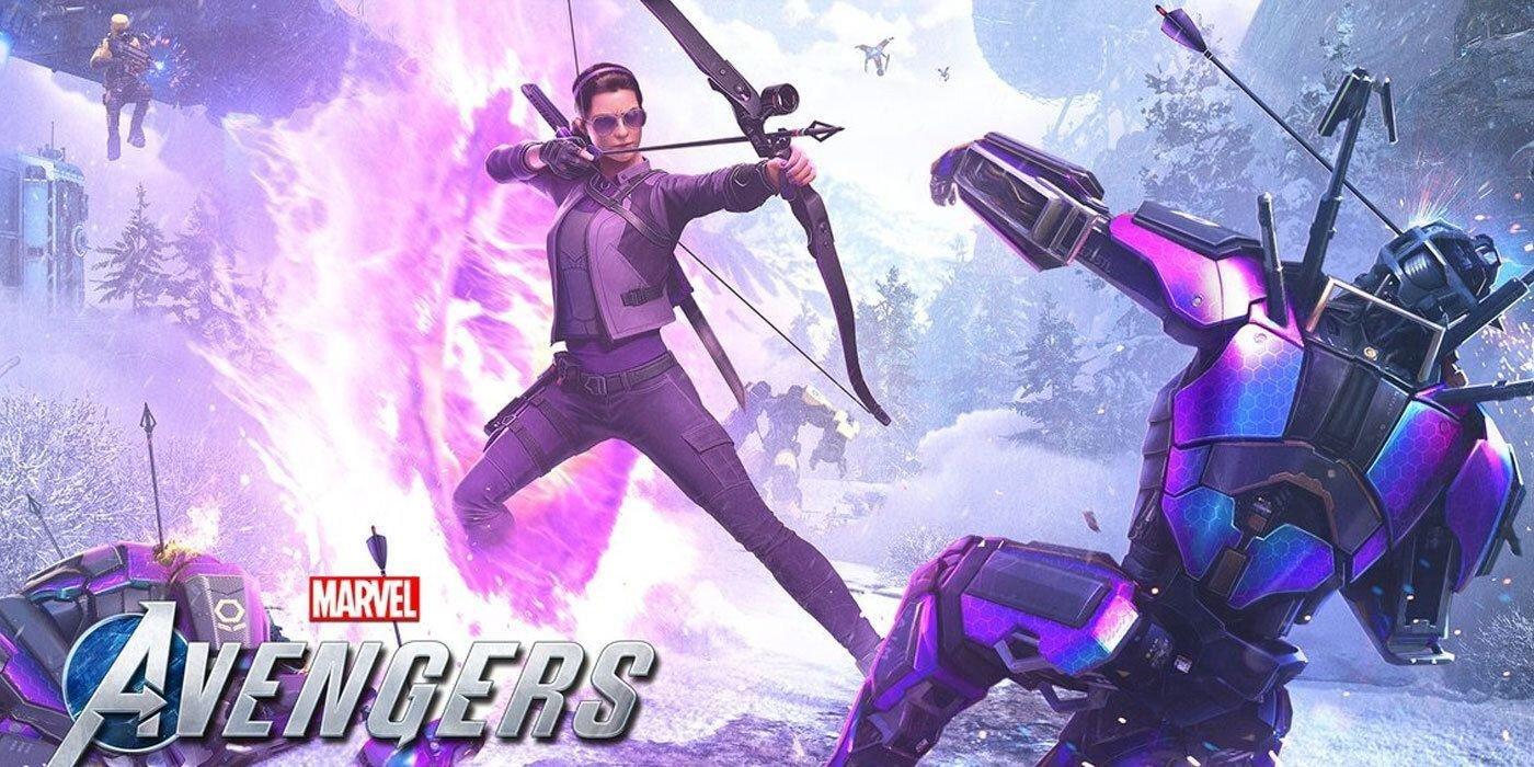 Durante o War Table de 1º de setembro, a Square Enix revelou a mais nova heroína de Marvel's Avengers: Kate Bishop, a Gaviã Arqueira.
