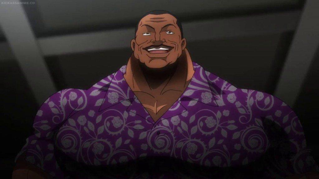 Baki 3 Son of Ogre   Anime ganha 3°temporada na Netflix 2
