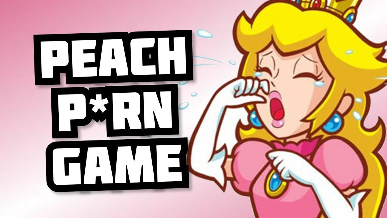 Em 2012, um desenvolvedor fez o upload de um fan game erótico estrelado pela Princesa Peach na internet, chamado Peach's Untold Tale.
