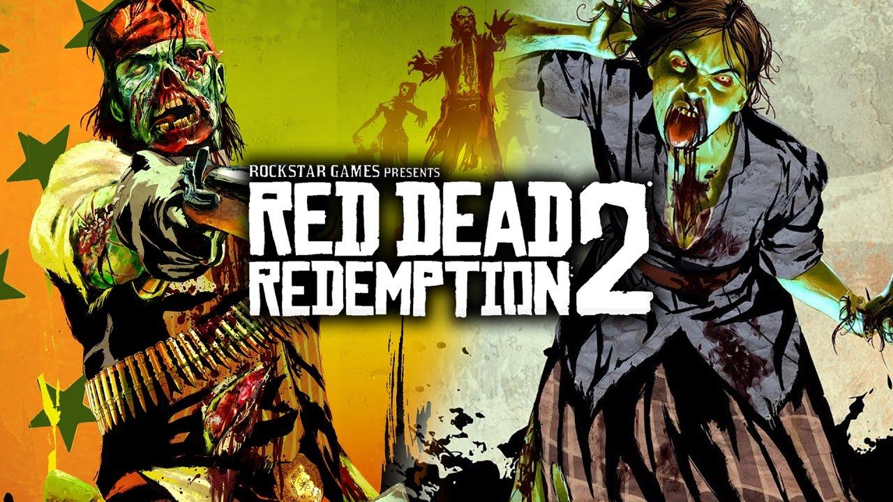 Segundo um canal de data-miners chamado Red Dead Guides, parece que Red Dead Redemption 2 planeja um evento de zumbis para o Halloween.