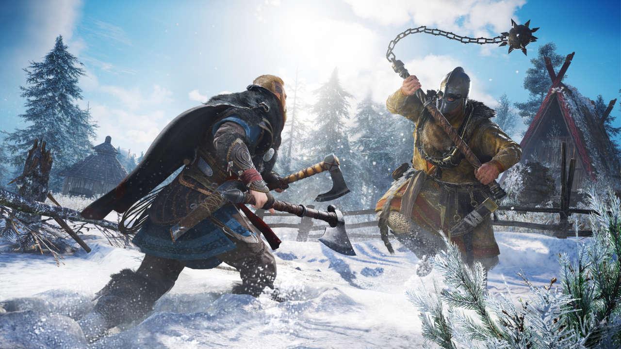 A Ubisoft lançou uma nova análise de Assassin's Creed Valhalla