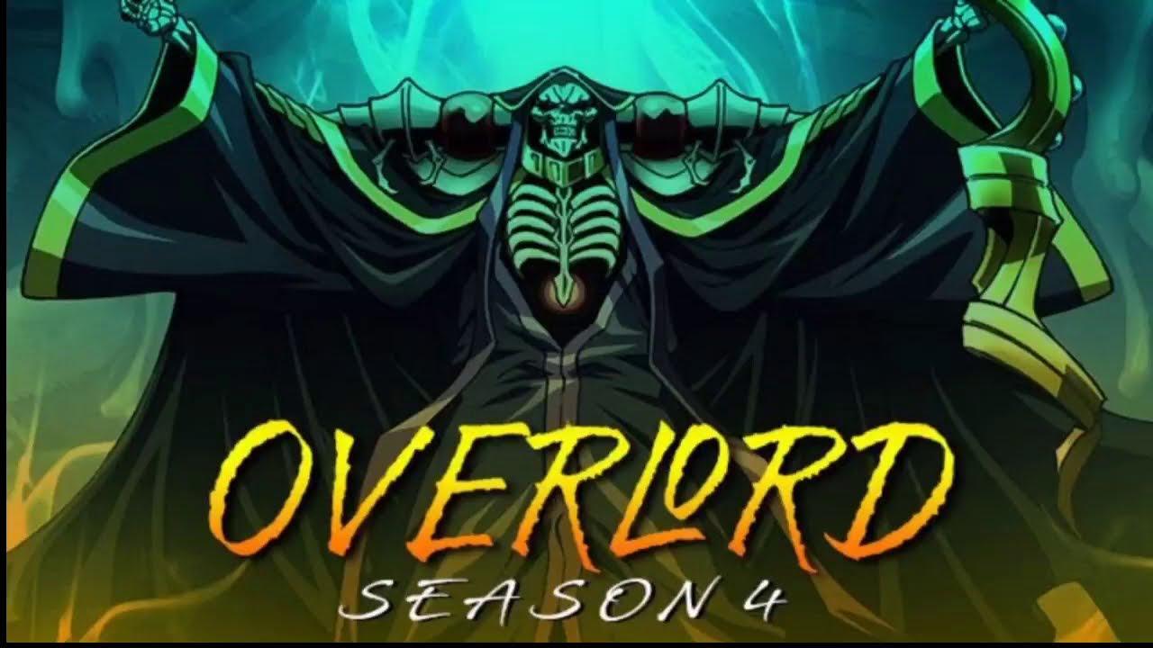 Confira aqui todos as informações que atualmente são conhecidas sobre o lançamento da 4° temporada de Overlord, e seus problemas.