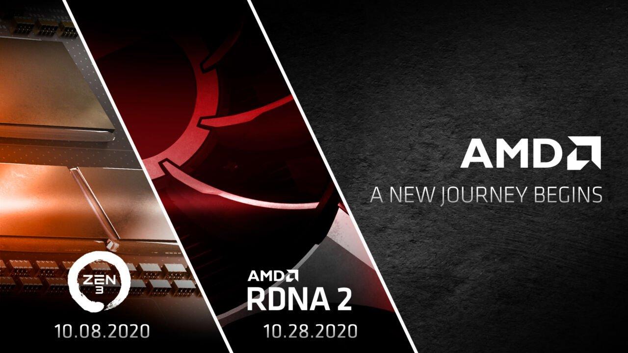 Assista aqui ao evento da AMD que vai começar as 13 horas!