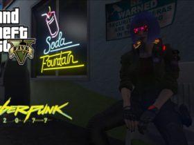 O modder Petri Levälahti da EA DICE, transformou a cidade de Los Santos de GTA 5 em uma réplica completa de Night City de Cyberpunk 2077.