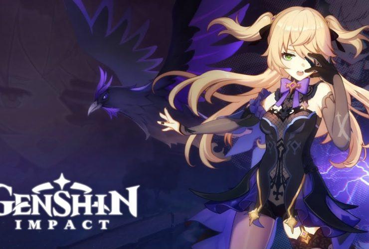 """Genshin Impact iniciará um novo evento chamado """"Departamento Raro"""", a qual adicionará uma nova missão de evento com prémios todos os dias."""