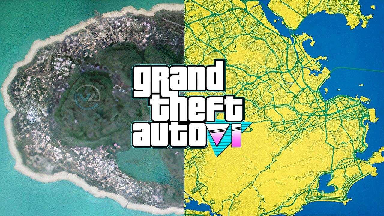 GTA 6 | Mapa vazado supostamente é do Rio de Janeiro (e mais novidades)