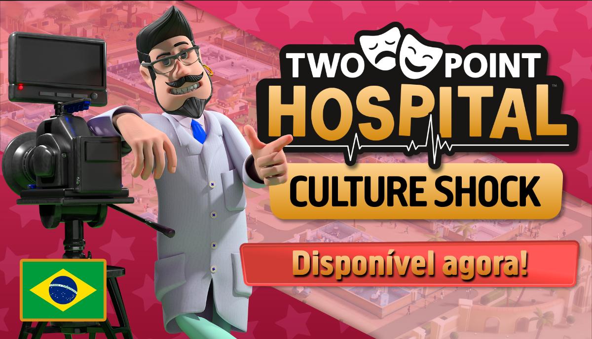 Two Point Hospital | Jogo está disponível agora em Português 1