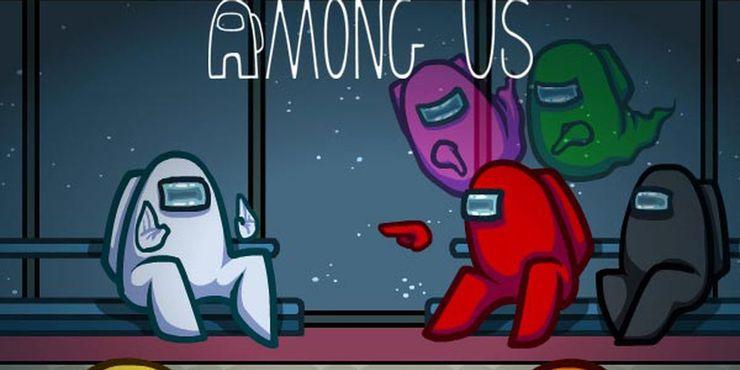 Among Us irá mudar a gameplay dos fantasmas 1