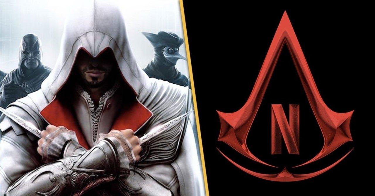 A franquia Assassin's Creed está dando o salto para a mídia live-action mais uma vez, desta vez atrávez da NetFlix, com vários projetos.