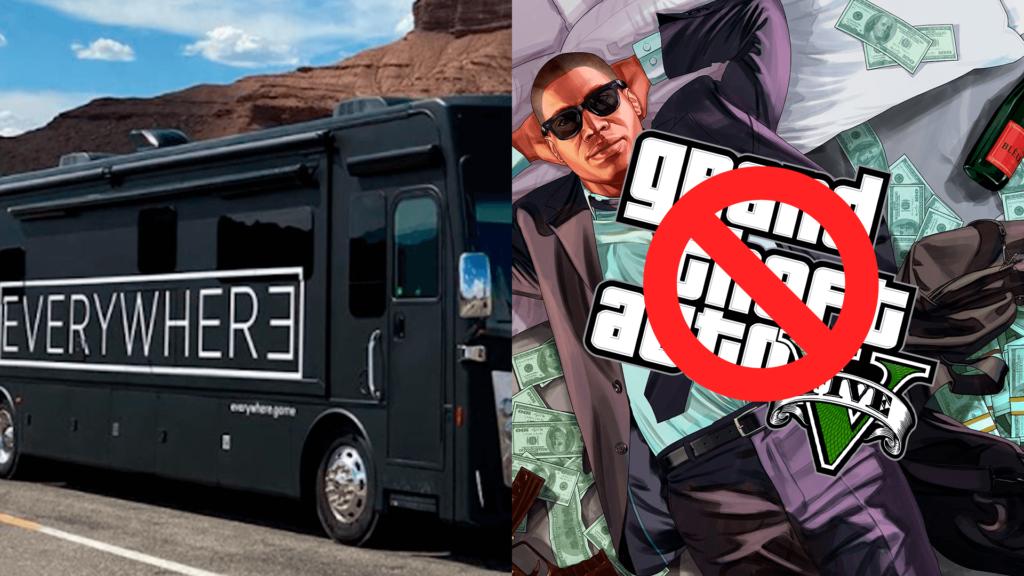 Everywhere está sendo criado por ex-funcionários da Rockstar Games!