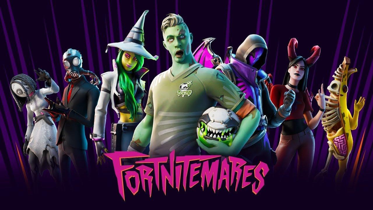 Fortnite | As skins do evento de Halloween vazaram