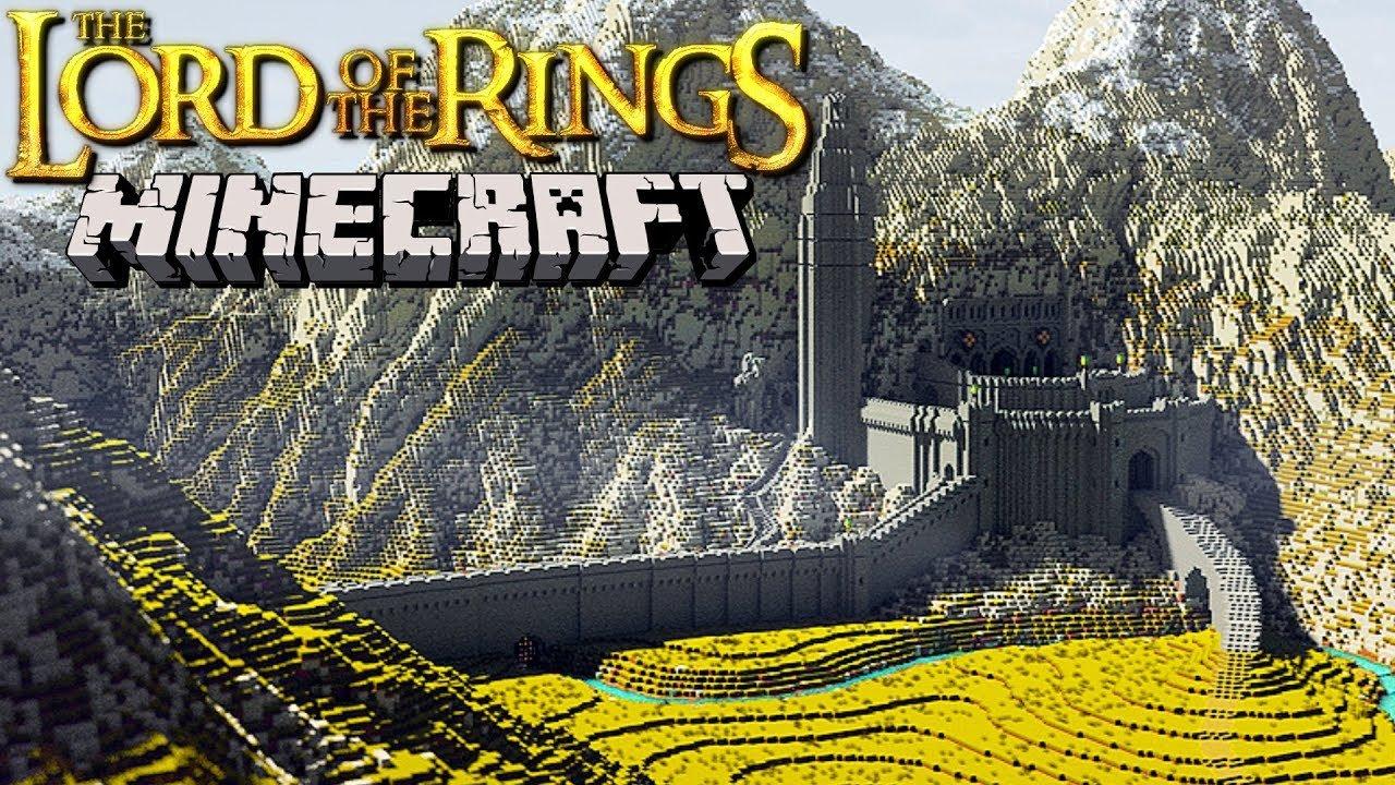Minecraft Middle-Earth está completando 10 anos. O projeto foi fundado em 10 de outubro de 2010, quando o Minecraft estava na ver. Alpha 1.1.