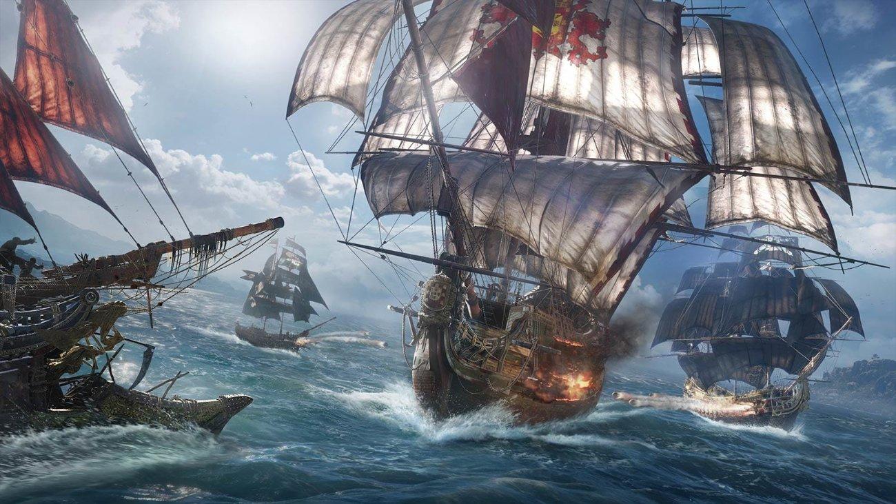 A Ubisoft Singapore, que atualmente está desenvolvendo Skull & Bones, removeu o diretor administrativo responsável, Hugues Ricour.