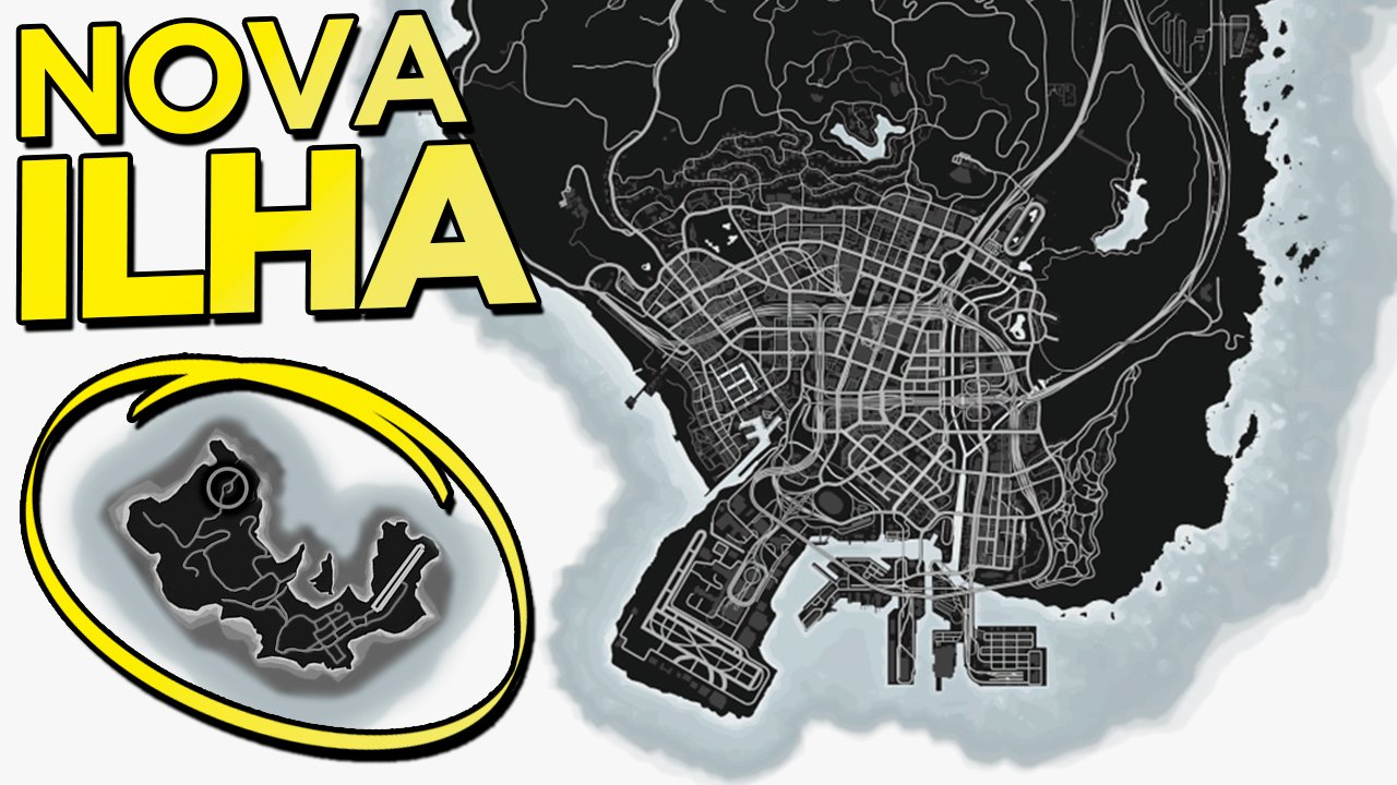 GTA Online   Nova ilha, expansão de mapa, novo Golpe e mais detalhes da próxima DLC