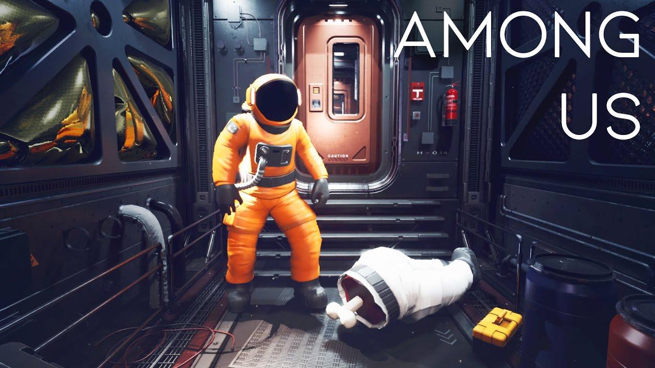 Um YouTuber chamado Fat Dino recriou o Among Us na Unreal Engine 4 no PC, e os gráficos são absolutamente insanos.