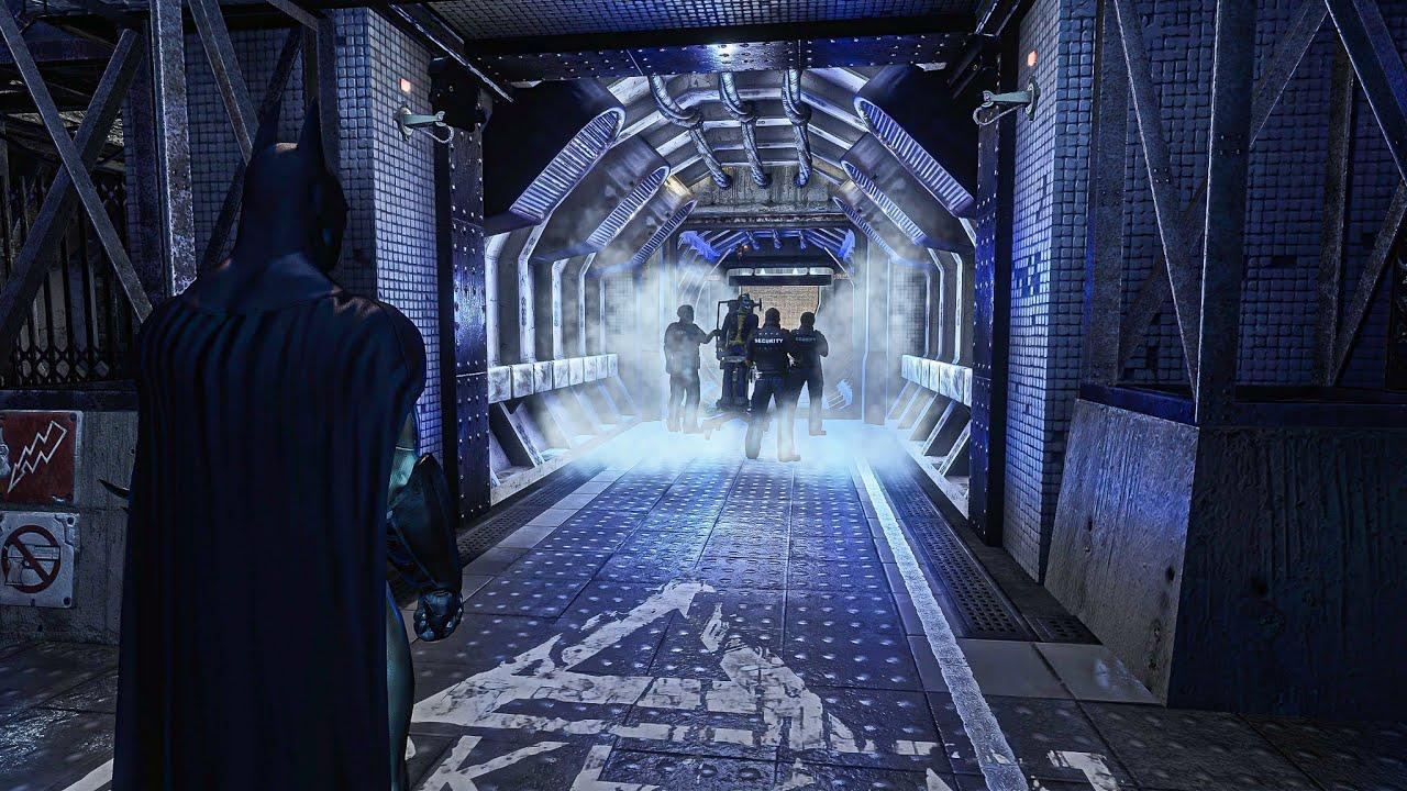 "A Digital Dreams utilizou no Batman Arkham Asylum o Reshade Pascal ""Marty McFly"" Gilcher, que adiciona suporte aos efeitos de ""Ray Tracing""."