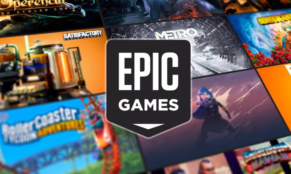 Epic Games Store Jogos gratis 2020 free