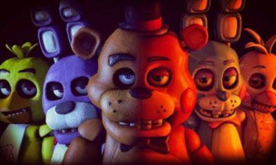 (FNAF)Five Nights at Freddy's: Core Collection, que é responsável por unir todos os jogos da franquia ganhou data de lançamento.