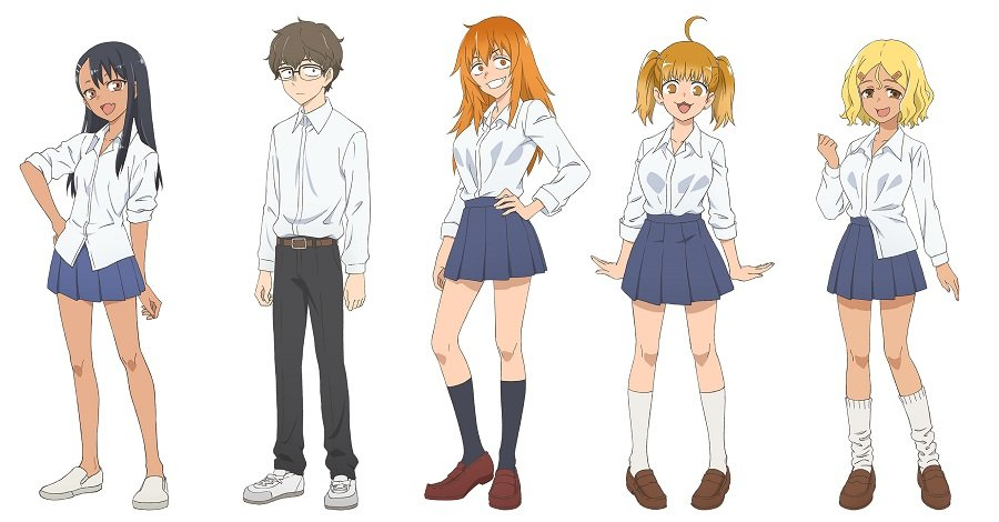 Ijiranaide, Nagatoro-san revela nova imagem promocional 2