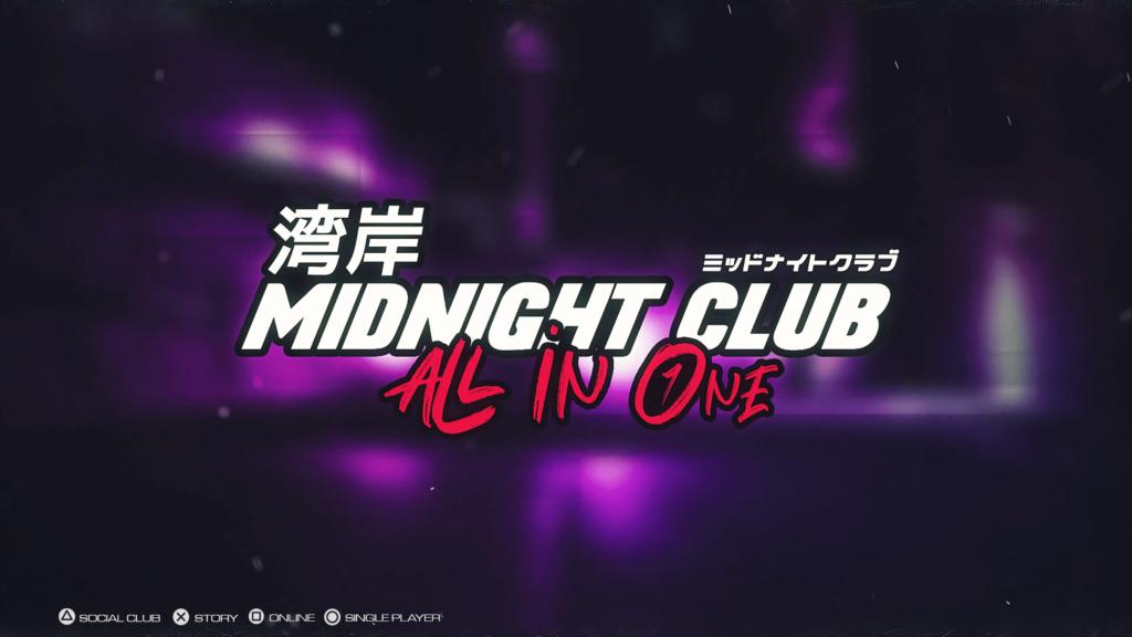 Um novo Midnight Club feito pela Codemasters seria um sonho!