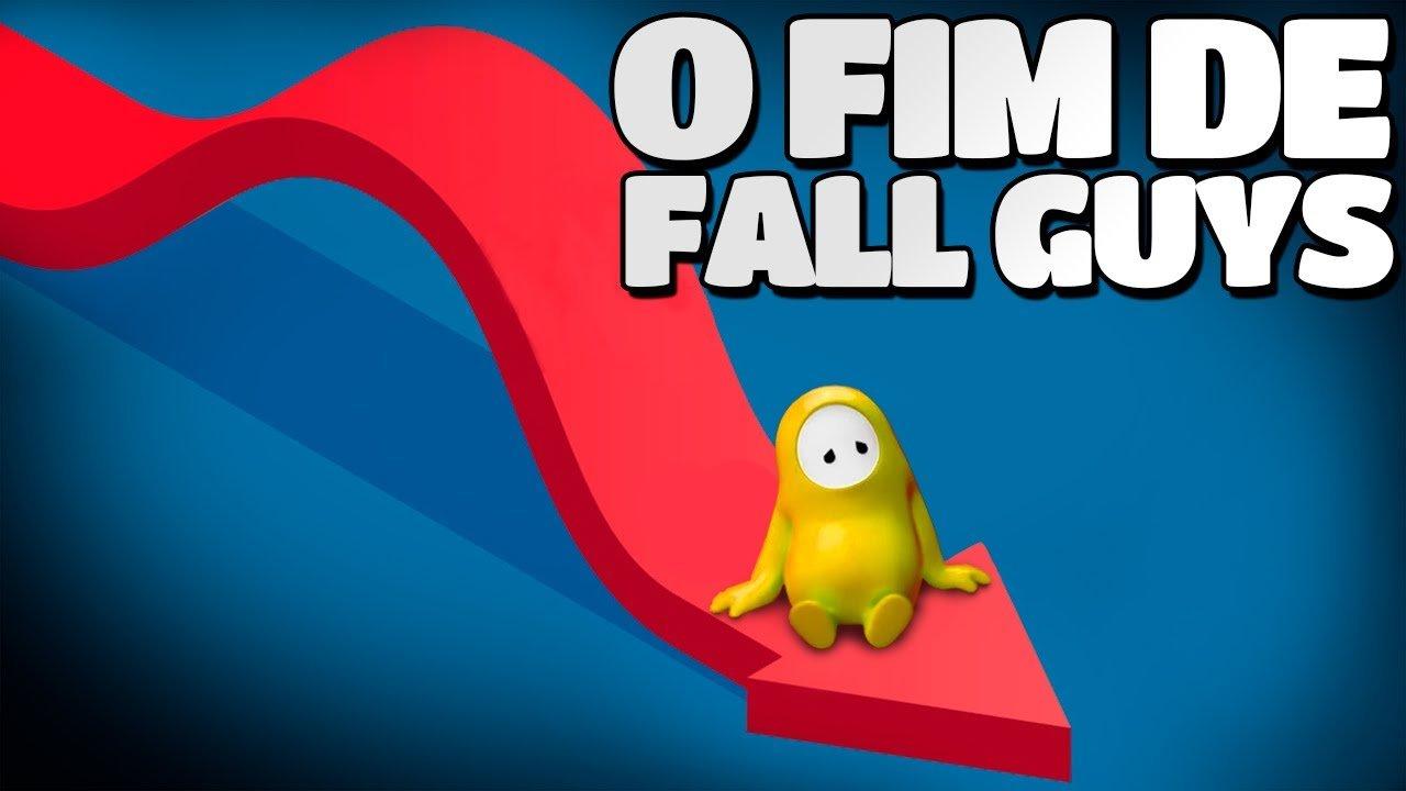 O que aconteceu com Fall Guys A ascensão e o declínio