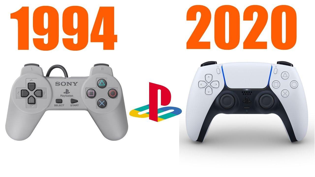 Um grande fã de consoles da PlayStation, comprou o PS5 no lançamento e decidiu personalizar sua aparência, mas com uma pitada de nostálgia.