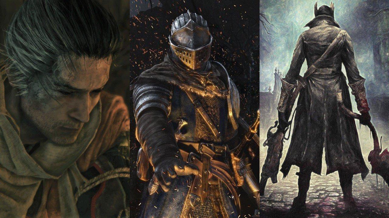 Parece que Dark Souls 3 e Sekiro aproveitando ao máximo o PlayStation 5, mas BloodBorne ficara travado em 30 FPS.