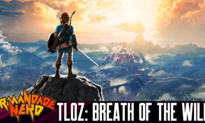 The Legend Of Zelda: Breath Of The Wild - Os Ventos da Excelência? | IN #41