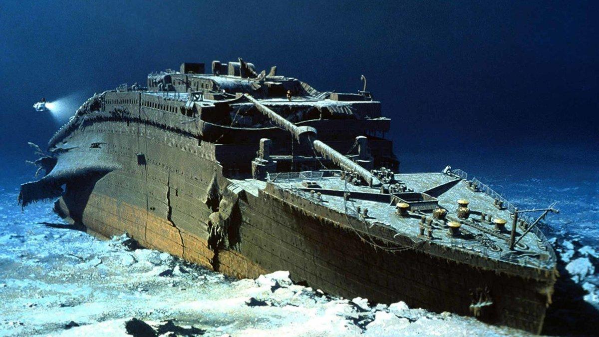 A empresa Ocean Gate decidiu vender ingressos por US $ 125.000 para aqueles que querem visitar o Titanic no ano que vem.