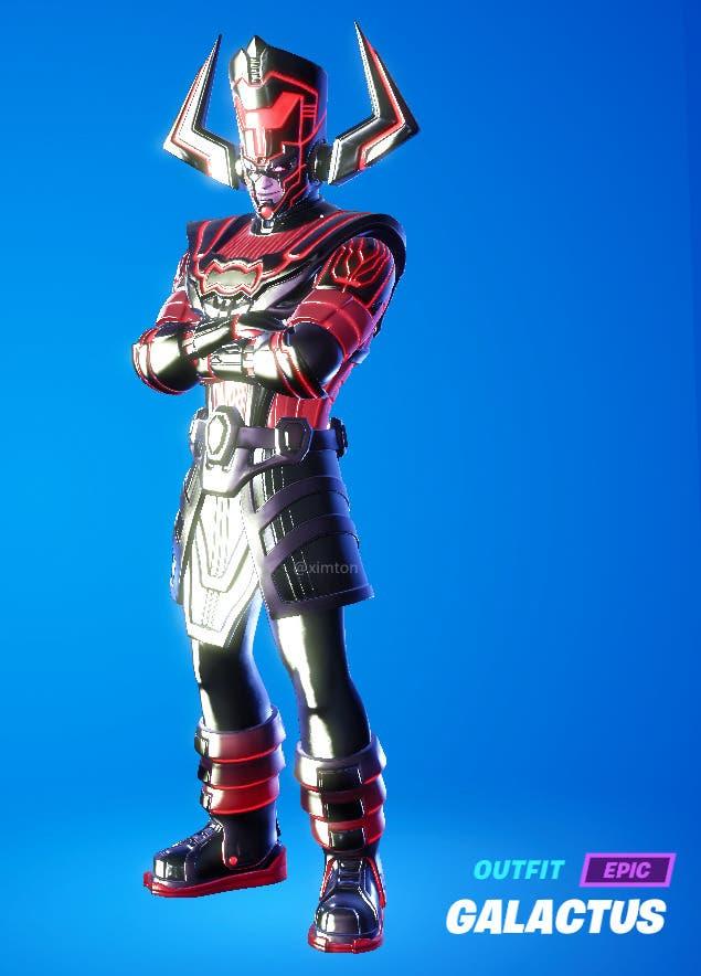 Fortnite | Skin do Galactus vazou; Confira aqui 1