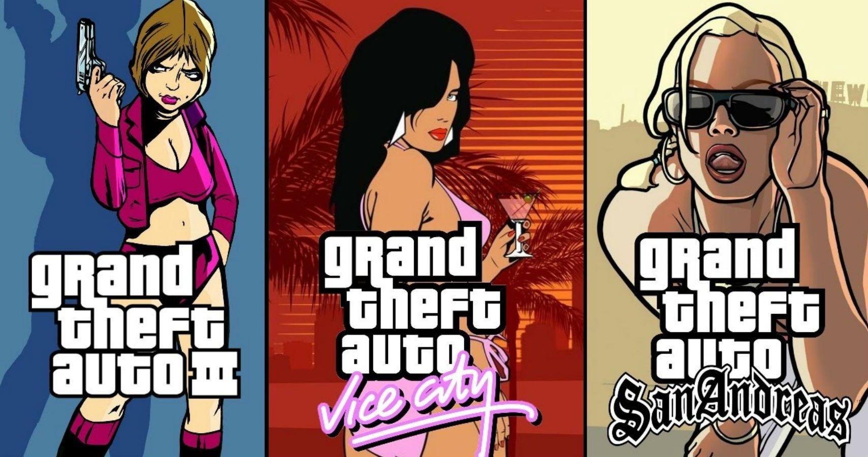 GTA 3, Vice City e San Andreas ganharam suporte para Ray Tracing adicionado por fãs, fazendo os jogos parecessem melhores do que nunca.