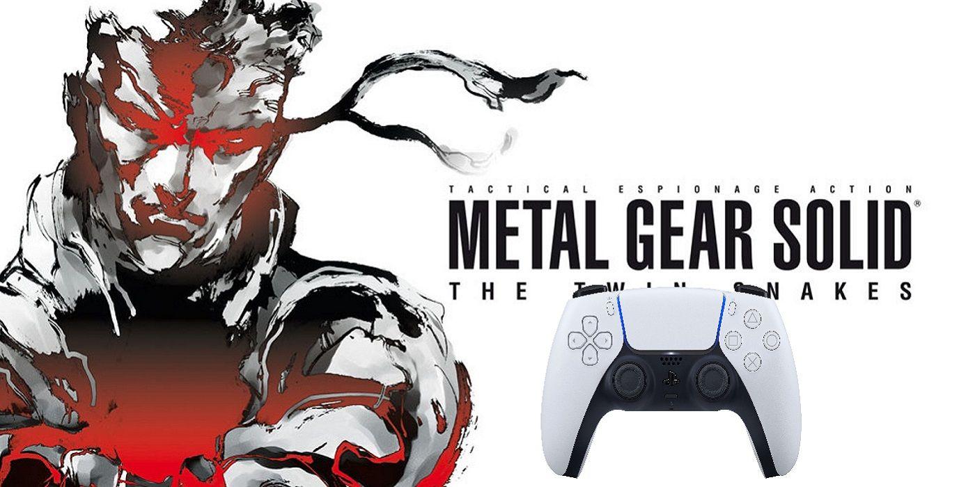 Nos últimos dias, surgiram especulações e rumores sobre Metal Gear Solid Remake ser o próximo projeto da Bluepoint Games para PS5.