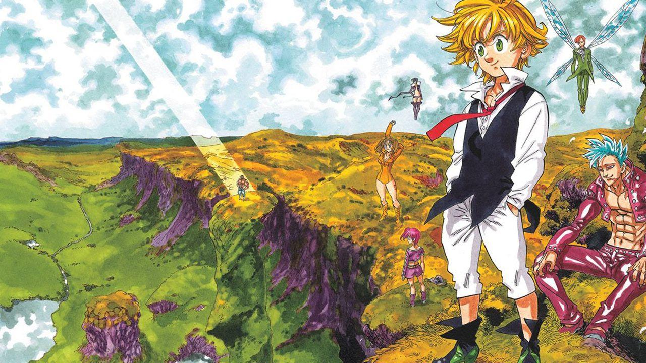 Nanatsu no Taizai recebeu um anuncio duplo, onde tanto a quarta temporada do anime quanto a sequência do mangá tiveram data marcada.