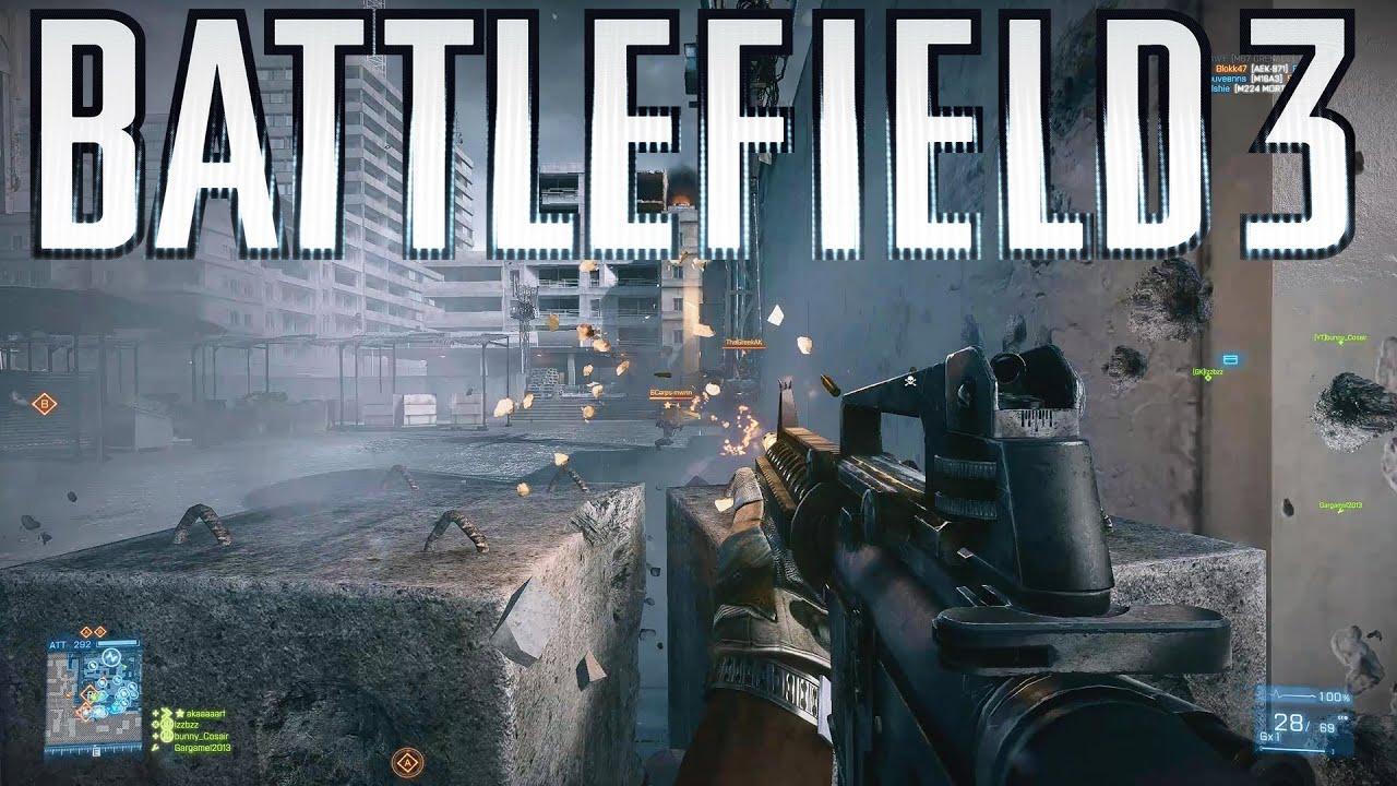 O serviço da Twitch e Amazon Prime oferecem o clássico Battlefield 3 da DICE gratuitamente por um mês inteiro.