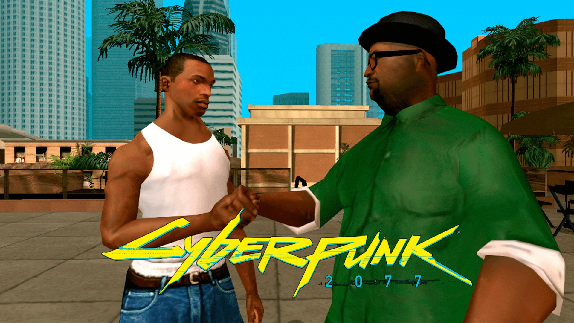 Agora que Cyberpunk 2077 chegou ao mercado, os jogadores estão descobrindo muitas coisas interessantes sobre o jogo e até easter eggs de GTA San Andreas.