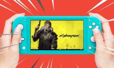 O YouTuber Nintendrew conseguiu fazer o Cyberpunk 2077 rodar em seu Nintendo Switch, e alguns podem achar melhor do que no PS4.