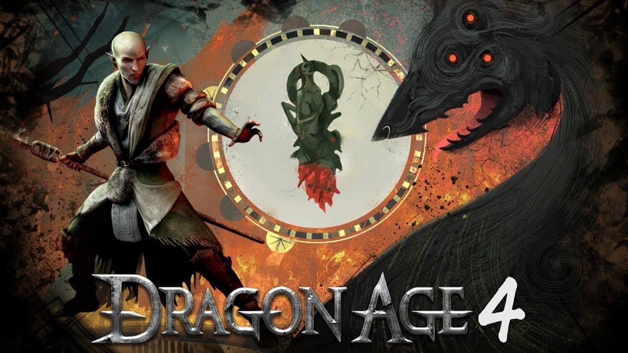 Acreditamos que a Bioware pretende mostrar que está bem, e que a produção do RPG Dragon Age 4 segue a um bom ritmo.