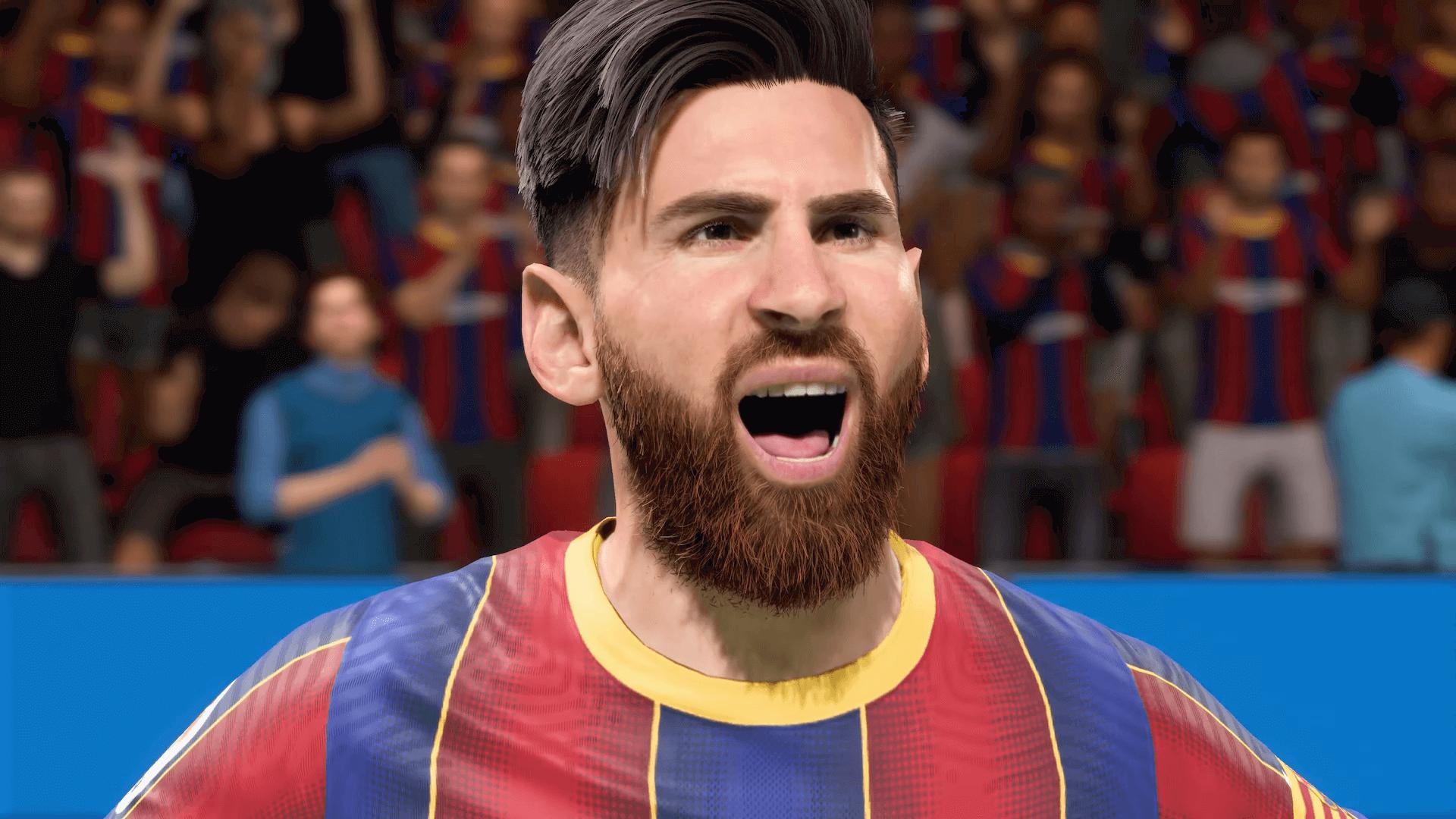 FIFA 21 surpreendeu os fãs nas versões de PS5 e Xbox Series ao apresentar um jogo com uma Engine que chega aos gráficos fotorealisticos.