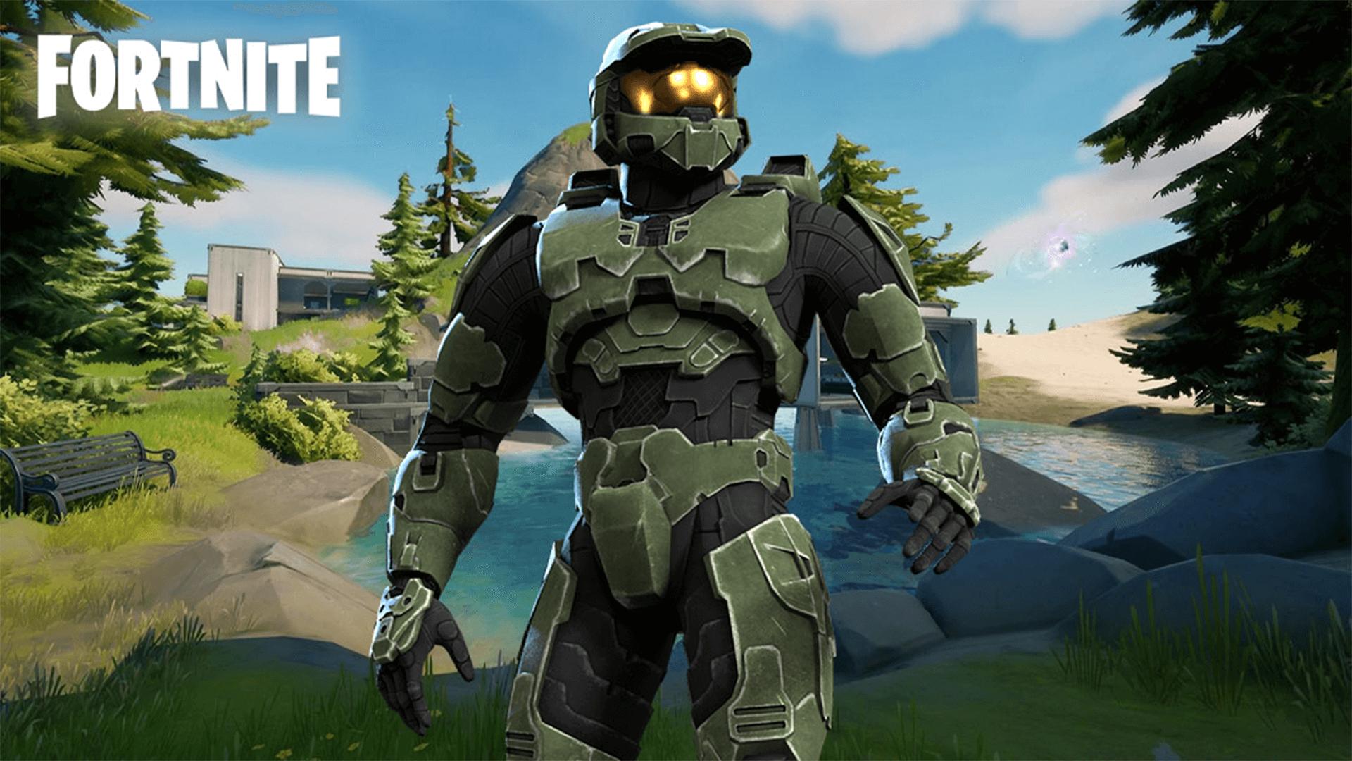 Se você estava pensando que o crossover de Halo e Fortnite seria apenas os itens cosméticos , um vazamento recente sugere algo diferente.