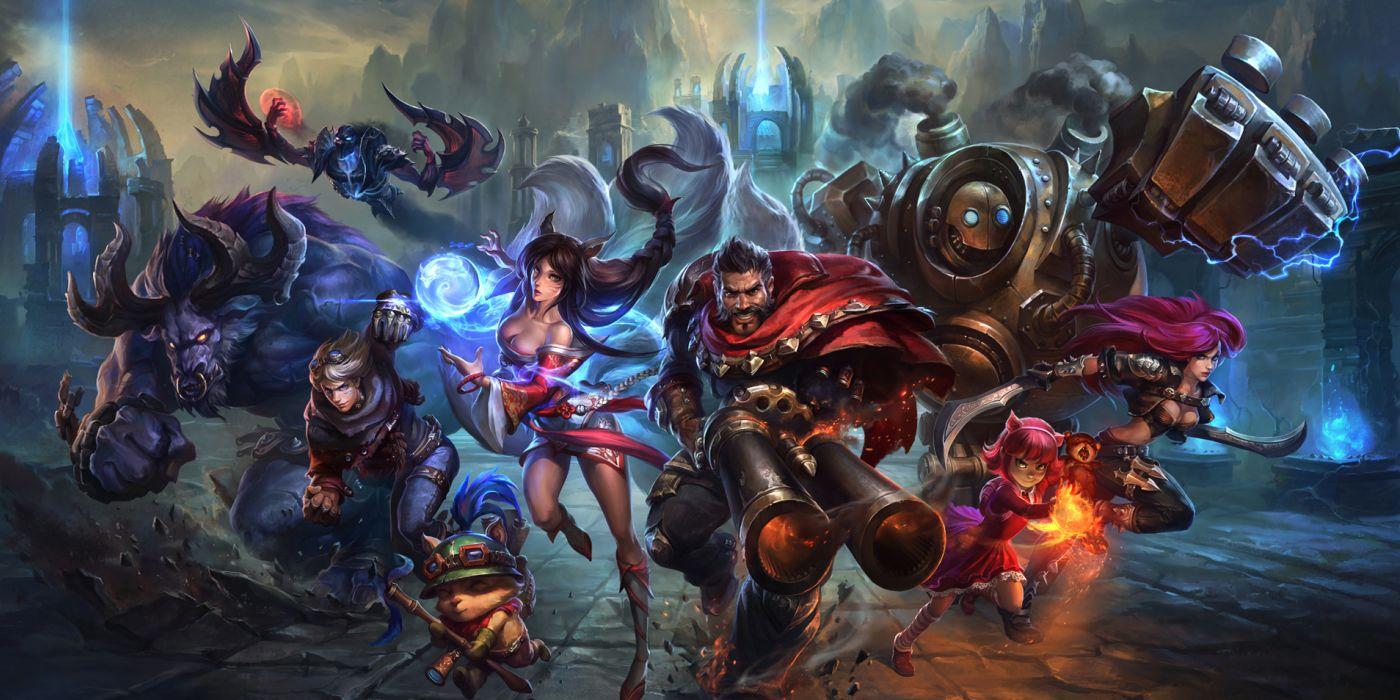 A Riot Games continua trabalhando em diferentes projetos e recentemente confirmou que um nobo MMORPG já está dentro de seus planos.