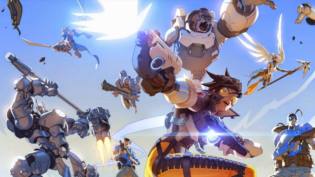 A Blizzard Entertainment estará compartilhando uma atualização para Overwatch 2 durante o evento da BlizzConline.