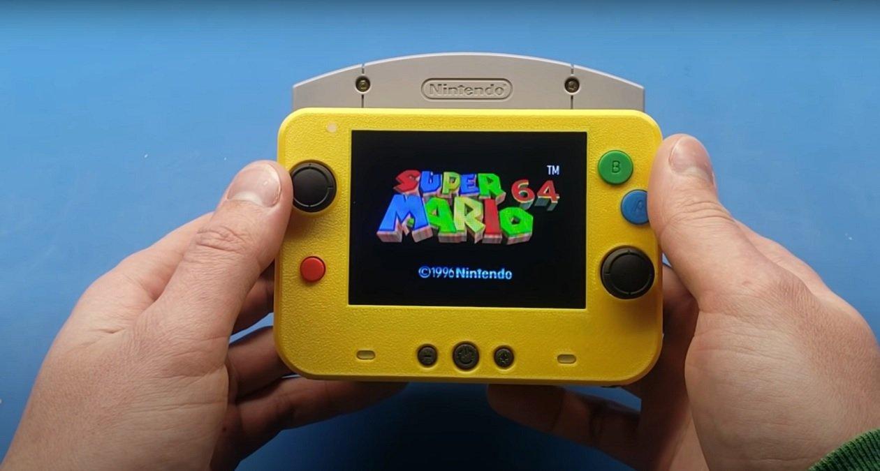 Um usuário que já trabalhou na alteração do console clássico da Nintendo conseguiu levar suas conquistas um passo adiante.