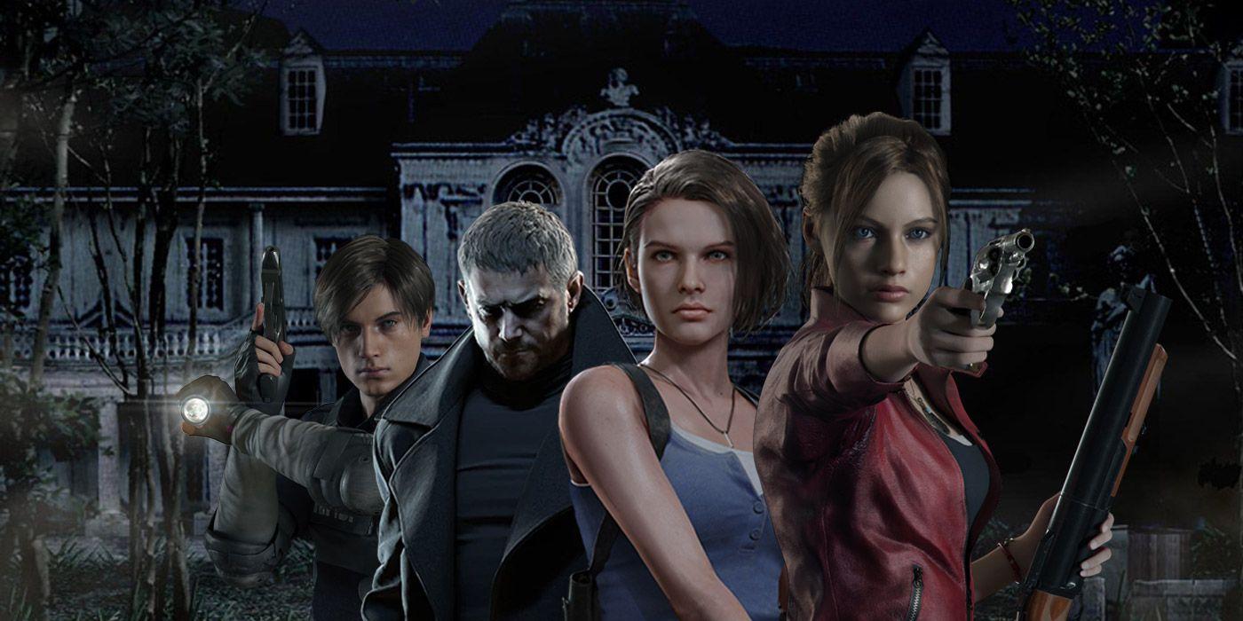 O novo filme dará origem a um universo cinematográfico fiel aos videogames da franquia Resident Evil da Capcom.