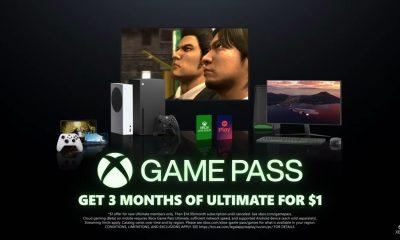 O Xbox Game Pass está prestes a receber grandes jogos, incluindo Among Us, The Elder Scrolls V: Skyrim e Yakuza 3-6 Remastered.