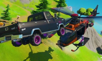 O DataMiner Fortnite VastBlast postou que a Epic já começou a trabalhar em um veículo com uma torre/arma montada.