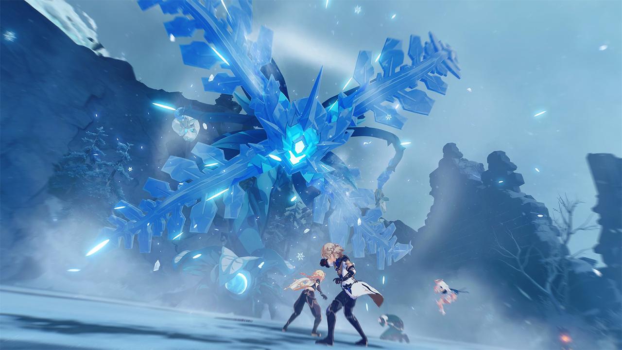 Genshin Impact anunciou novos detalhes da próxima atualização, a versão 1.2. É sua maior novidade, a nova localização: Espinha do Dragão