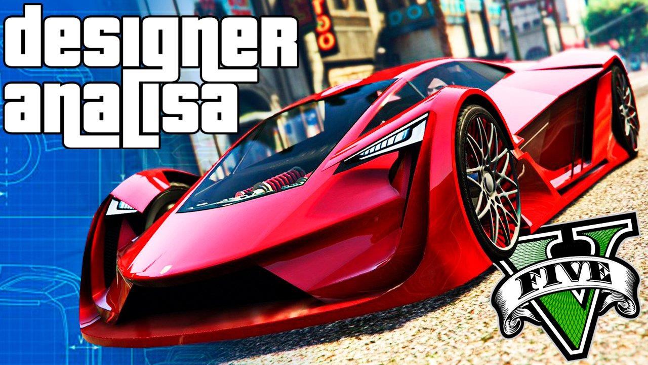 GTA 5   Designer de carros analisa veículos do jogo